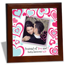 valentines day gifts for husband s day personalised photo frames gifts to india
