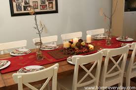 sunday dinners autumn decor home everyday what do you have around your house to create a tablescape anyone go outside and grab a few sticks how about using twine to make something a little more