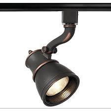 juno track lighting heads wac caribe antique bronze 50 watt juno track systems style 65968