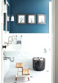 decorating ideas for bathrooms colors blue bathroom ideas size of ideas blue and white navy ideas