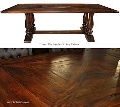 Tuscan Dining Room Terra Dining Room Tables Old World Tuscan Dining Tables