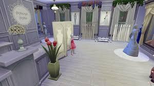 Wedding Shops Bridal Shop Stuff Brittpinkiesims Sims 4 Custom Content