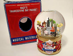 2001 macy s thanksgiving day parade 75th anniversary musical globe
