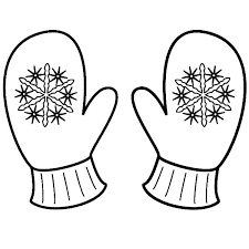 winter hat coloring pages winter hat mit stunning mitten coloring pages coloring page and