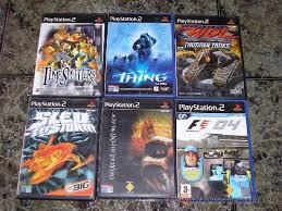 imagenes de juegos originales de ps2 lote de 5 juegos playstation 2 originales y comprar videojuegos