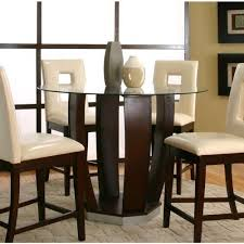 glass counter height table sets 7 best table and chairs images on pinterest dining room sets