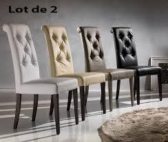 chaises de salle manger design chaises de salle a manger design nos plus belles photos