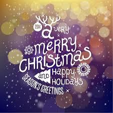 season u0027s greetings christmas 2014 purple background vector free