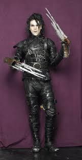 Edward Scissorhands Costume Ben Gersch