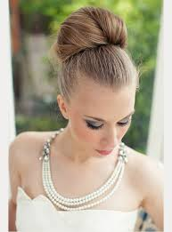 bridal hair bun 16 high bridal buns mon cheri bridals