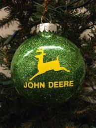 John Deere Christmas Tree Topper