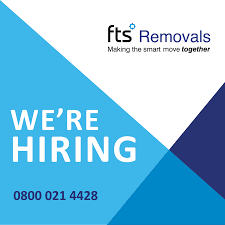 current job opportunities fts removals linkedin