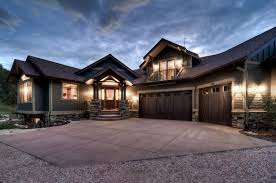 floor plans for craftsman style homes contemporary prairie style house plans modern craftsman home small
