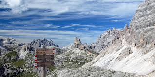 Tre Map Guided U0026 Self Guided Dolomites Hiking Tours For All Levels