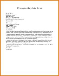 cover letter for admin job administration officer cover letter