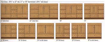 18 Vanity Cabinet Strasser Montlake Bathroom Vanity Cabinets