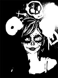 dia de los muertos aradia by simonadventure on deviantart