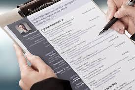 Mba Student Resume Format Mba Student Cv Template Modern Cv Upcvup