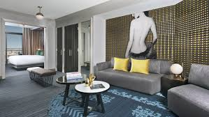 a new look for the cosmopolitan of las vegas