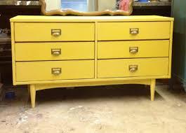 refinishing mid century furniture