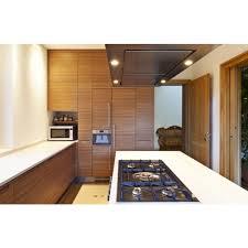 plain wood kitchen cabinet doors canaletto walnut rift cut