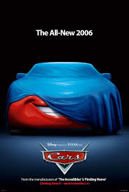 cars movie cars movie poster 1 of 13 imp awards