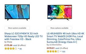 lg 49 inch led tv amazon black friday cheap tv deals vouchers u0026 online offers for sale in 2017
