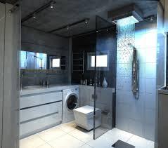 bathroom modern shower trends tile showers without doors
