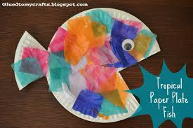 paper fish craft best sofa decoration and craft 2017