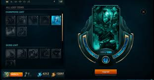 surrender at 20 red post collection hextech crafting and loot