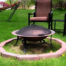 Cast Iron Firepits by Homemade Fire Pits Outdoor