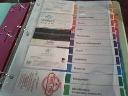wedding planning book organizer dalal s our appealing wedding organizer and wedding planner