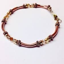 Anniversary Gifts Jewelry Sunshine Copper Bracelet