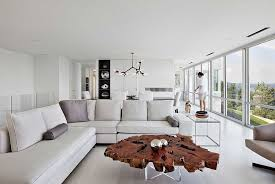 contemporary livingrooms 30 live edge coffee tables that transform the living room