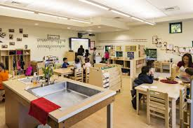 Td Furniture Store by Goodwin College Early Childhood Magnet Svigals Partners