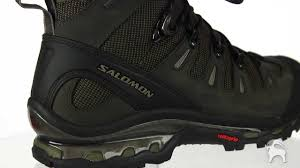 salomon quest 4d gtx hiking boot men u0027s youtube