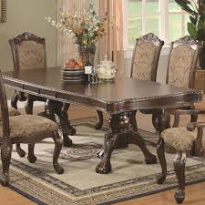 camelia round dining table adams furniture andrea formal dining table