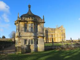 cute and montacute a stately home in january sunshine 1