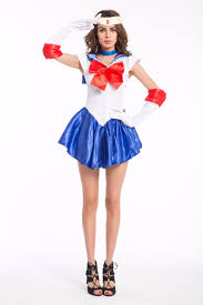 Size Sailor Halloween Costumes Buy Wholesale Size Sailor Moon Costume China
