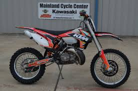 ktm motocross bikes for sale 5 699 for sale pre owned 2014 ktm 250 xc w with rekluse auto