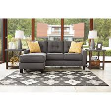Grey Sofa With Chaise Peter Andrews Furniture And Gifts Sofas U0026 Sectionals Living Room
