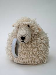 Cosy Adorable Tea Cozy With Or Without Teapot Sheep Tea Cosy Crochet