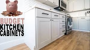 best place to buy inexpensive kitchen cabinets how to build kitchen cabinets on a budget