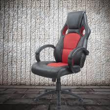 fauteuil de bureau haut dossier haut bureau pivotant gestionnaire fauteuil de course de