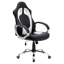 Swivel Bucket Chairs Nitro Gaming Racing Sports Car Seat Swivel Home Office Desk Bucket