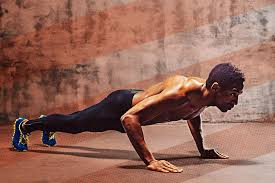 the best gym is your floor gq