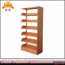 Triangle Shaped Bookcase Magazine Periodical Journal Stand Steel Triangle Letter Shaped