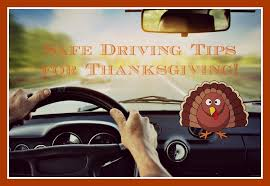 thanksgiving safe driving tips toyota of n