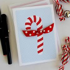 christmas how to make christmas cards your own with my