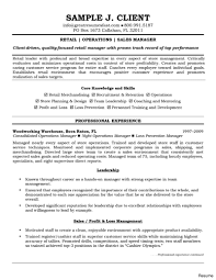 exles of resumes for customer service sle retail resume objective sales exles associate customer service